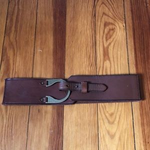 Anthropologie Adjustable Belt